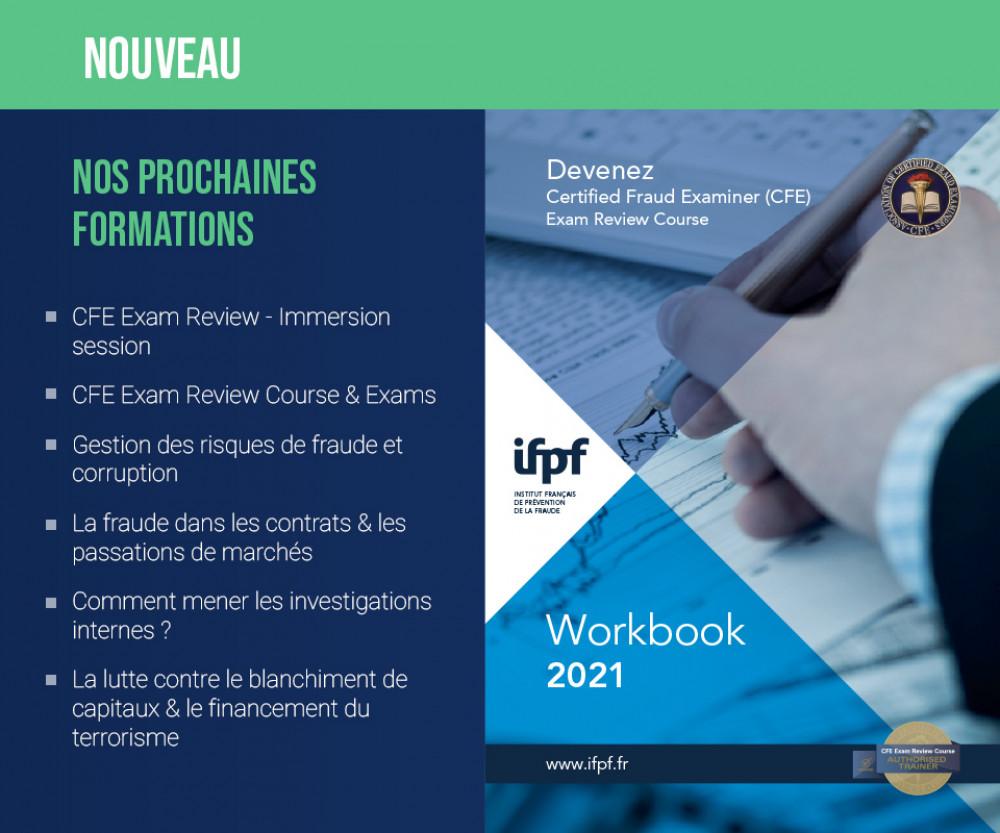 Nouveau programme de certification CFE