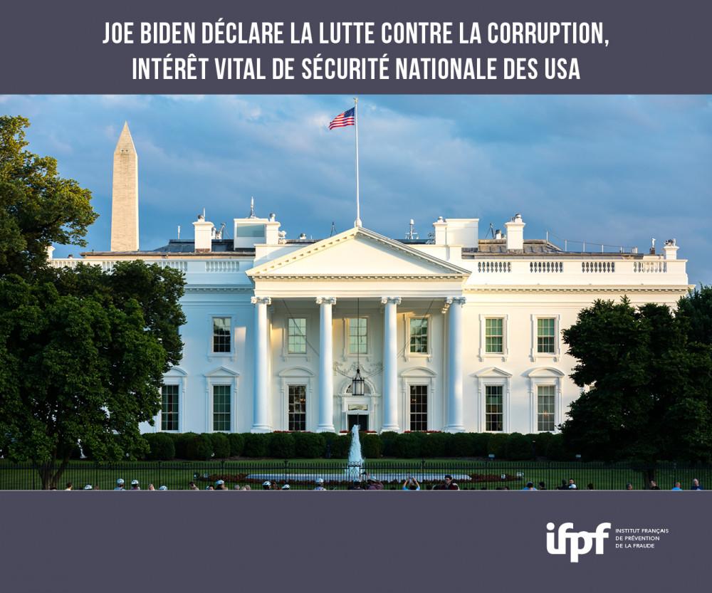 Joe Biden se donne 200 jours pour provoquer le big-bang contre la corruption dans le monde