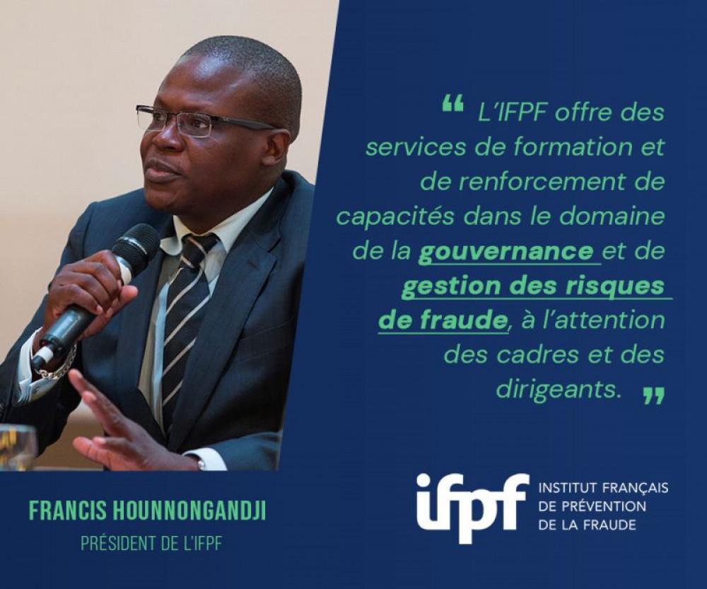 Suivez la page LinkedIn IFPF